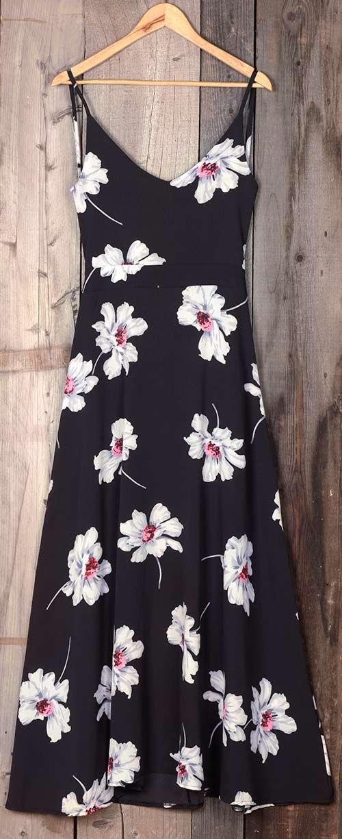 04b-vestido - vestido florido
