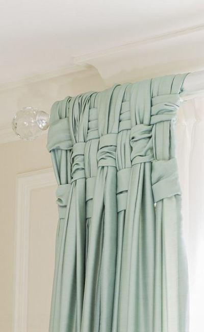 detalhe de cortina