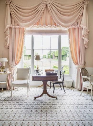cortina clássica