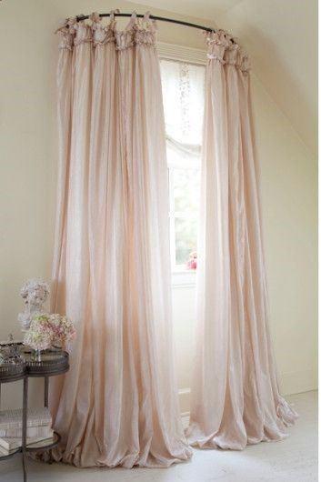 cortina rosa