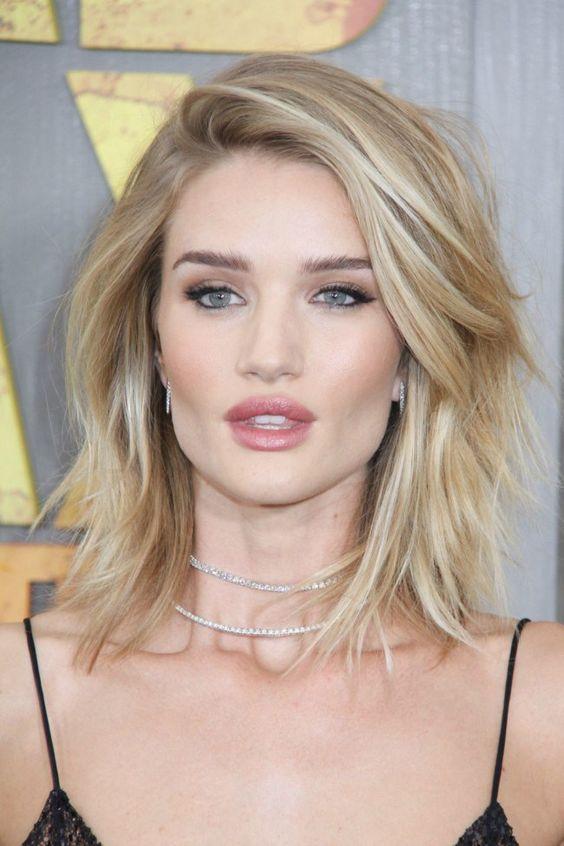 15 cortes de cabelo medio medium hairstyle