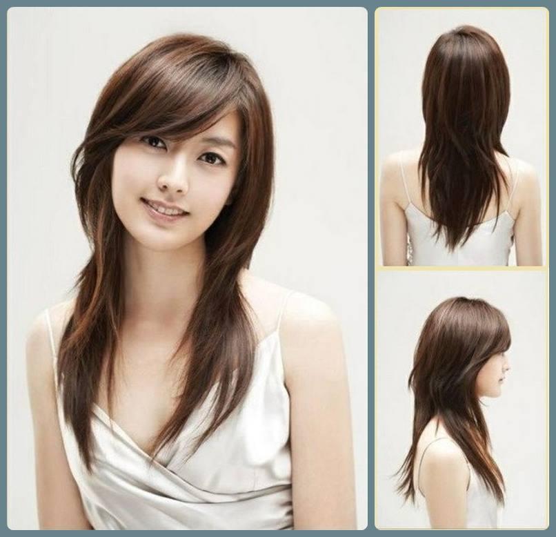 cortes de cabelo para orientais - asian hairstyle