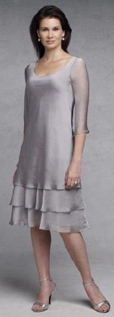 Vestido para bodas de prata
