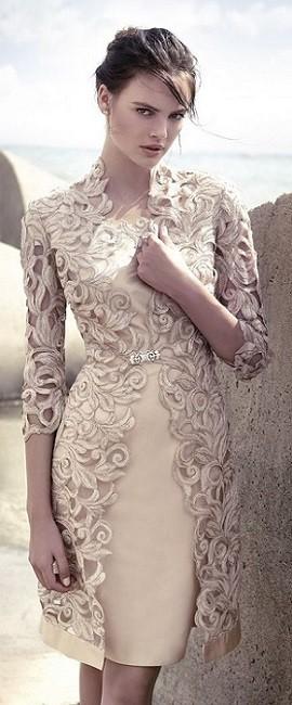 Vestido para mãe da noiva ou noivo
