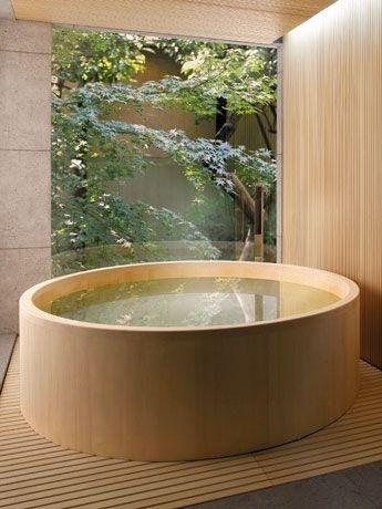 ofurô - banheira japonesa