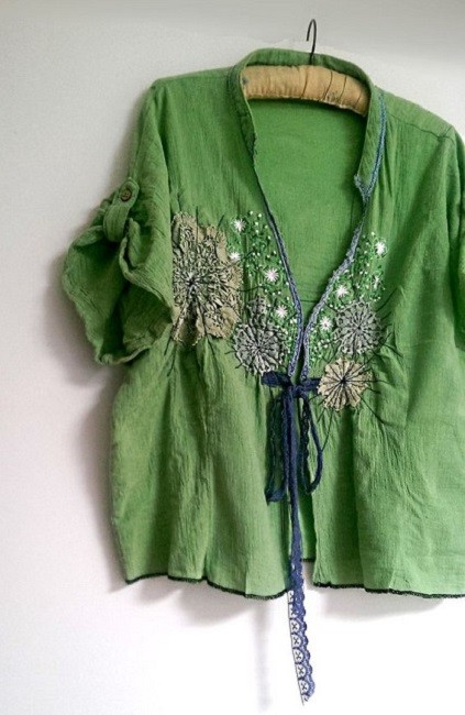 Moda anti-idade:  Blusinhas para dias quentes