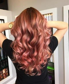 10-cor de cabelo vermelho