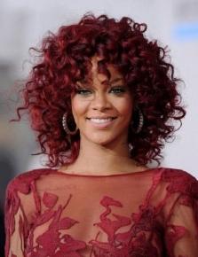 10c-cor de cabelo vermelho