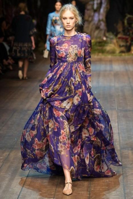 famosas plus size - Adele - Dolce e Gabbana