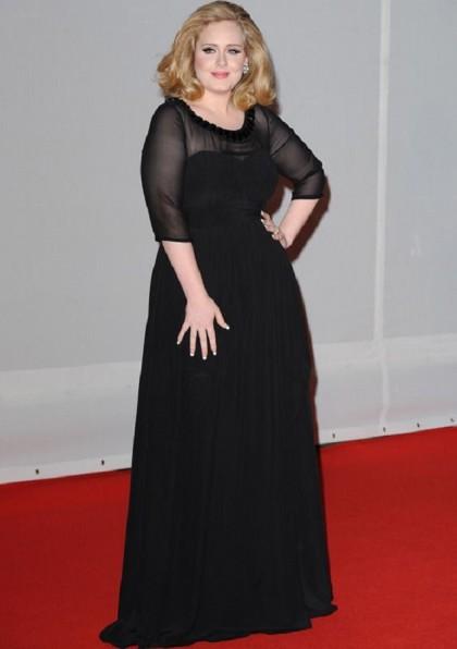 famosas plus size - Adele