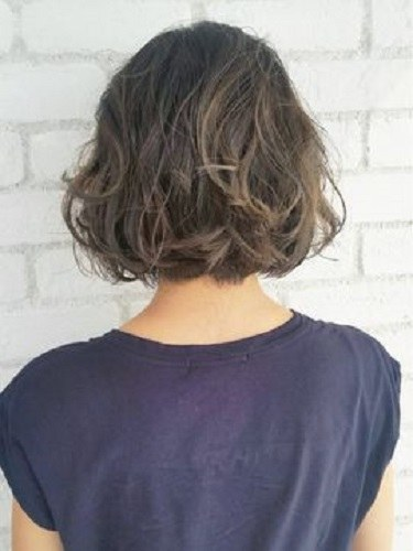 cortes para cabelo de orientais - medium haircut - asians