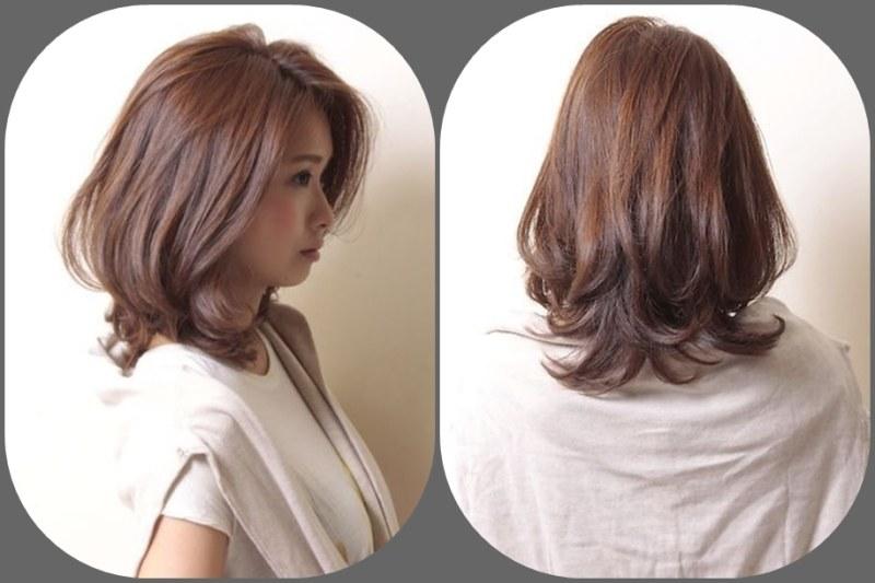 cortes de cabelo para asiáticas - senhoras - asian haircut