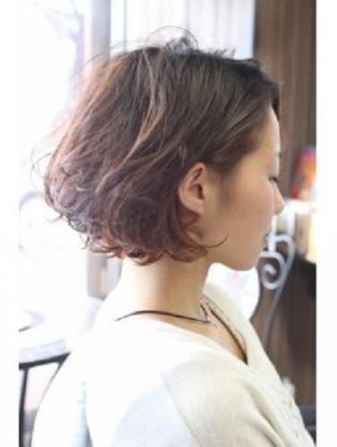 cortes de cabelo para orientais reto - asian medium haircut