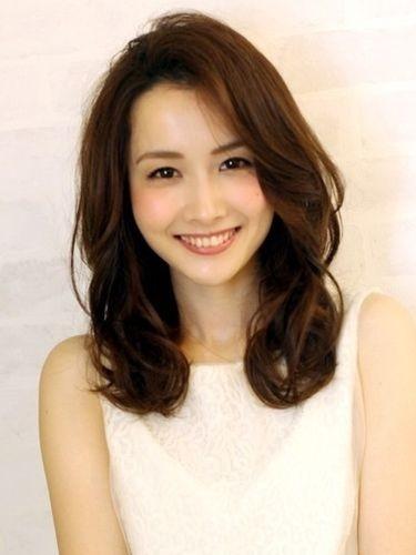 cortes de cabelo para orientais , 40+ 50+ 60+ medium haircut - asian