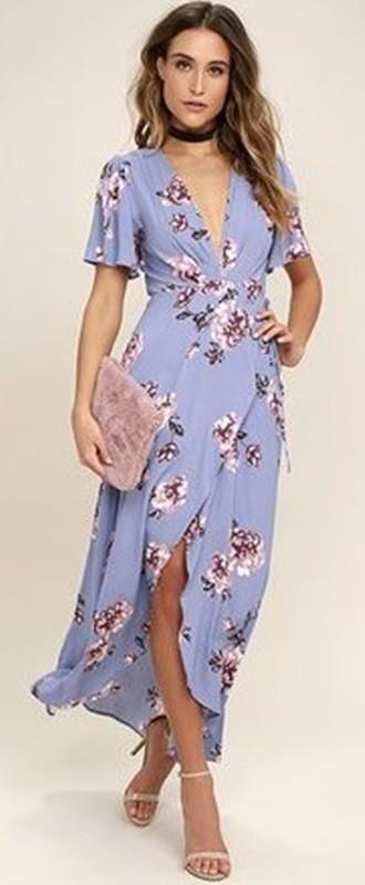 moda anti-idade - vestido floral para festas - 50+ 60+