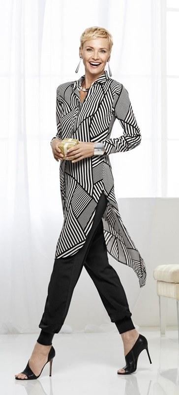 moda anti-idade - 50+ 60+