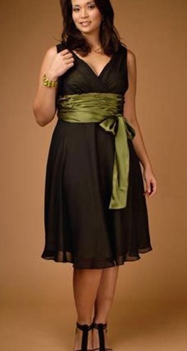 moda anti-idade - vestido preto para festas