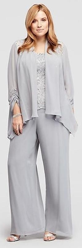 calças para bodas de prata - moda anti-idade
