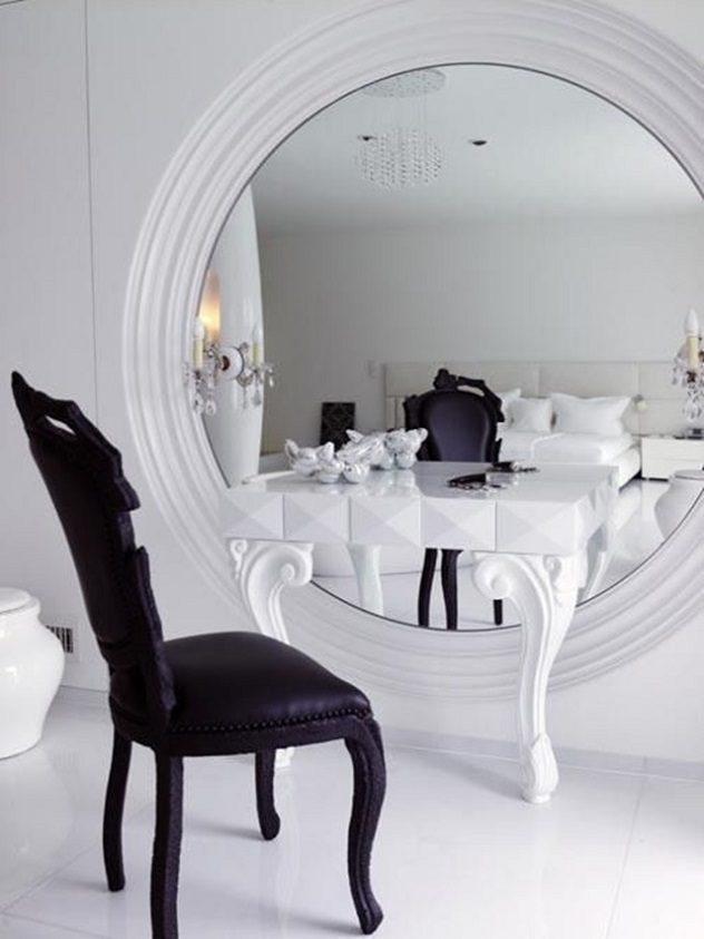 decoração com espelho
