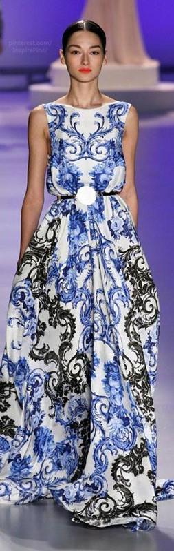 blue and white fashion , estampa azul e branco , porcelana inglesa