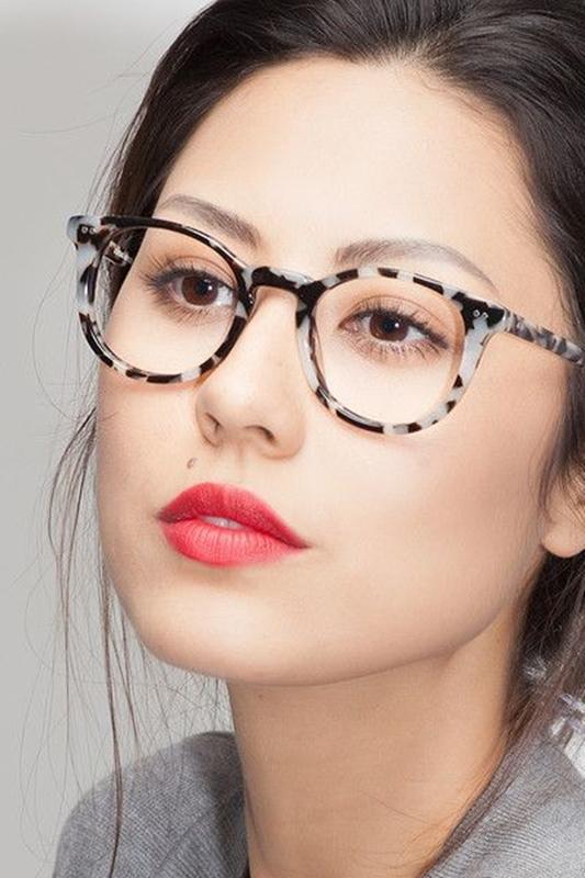 Super Moda anti-idade , fique linda com óculos de grau | De Frente Para  WY52