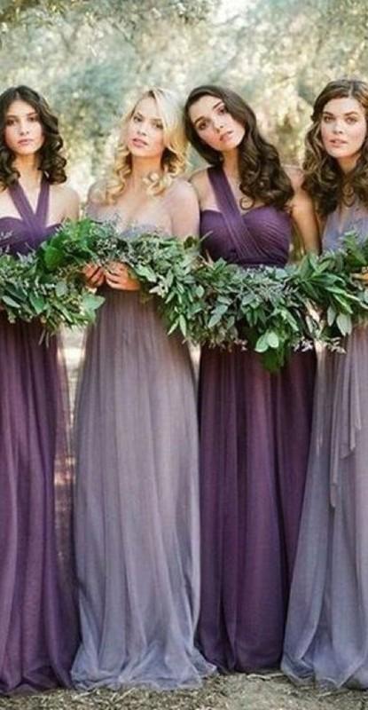 cor do ano - ultravioleta - madrinha casamento