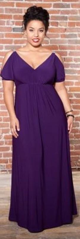 cor 2018 pantone - ultravioleta - vestido
