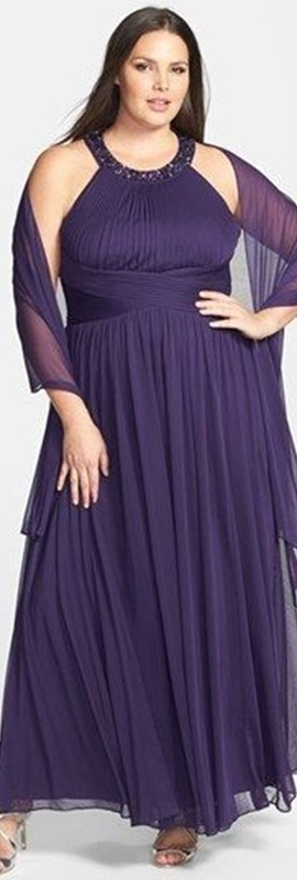 cor do ano - ultravioleta - plus size - moda festas