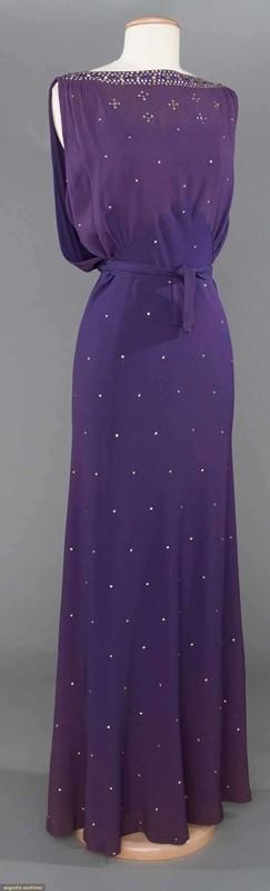 cor do ano - ultravioleta - vestido
