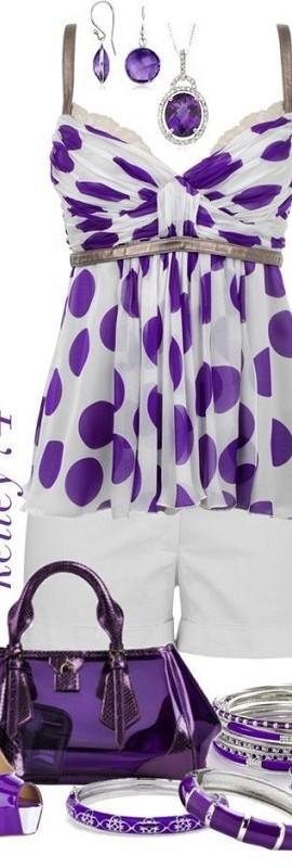 moda ultravioleta - cor pantone 2018 - outfit