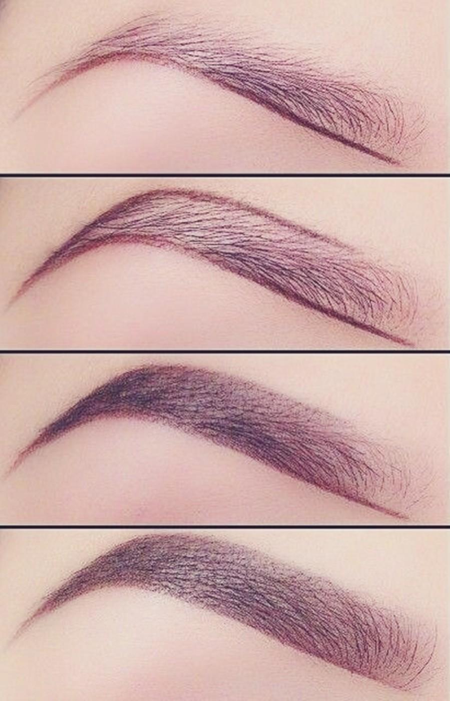 maquiagem para senhoras - sobrancelhas