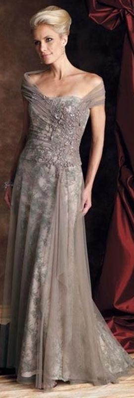 vestido longo para mãe do noivo ou noiva