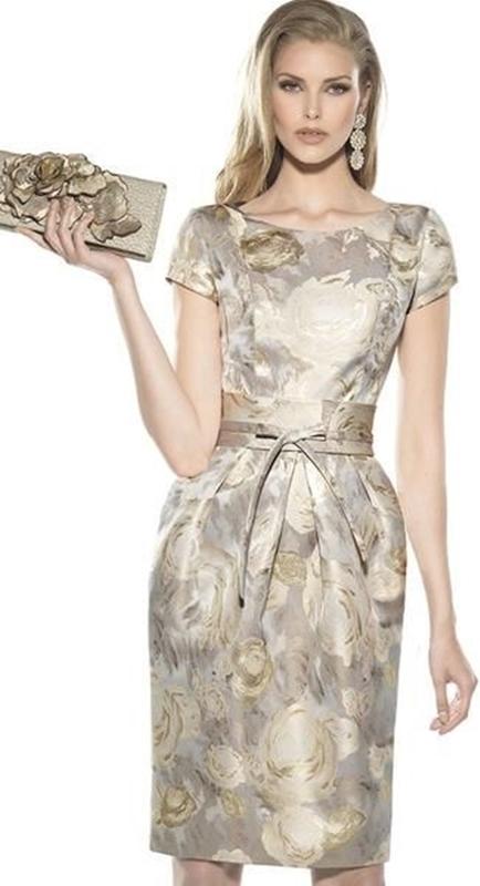 Vestidos para casamento bodas de ouro