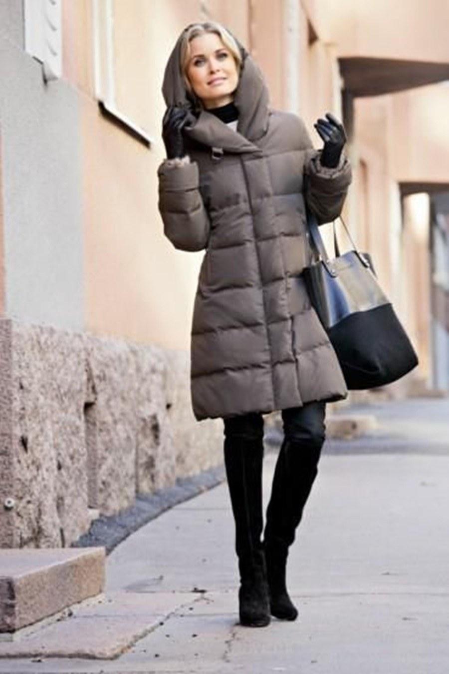 Puffer Jackets - Tendência das jaquetas de inverno