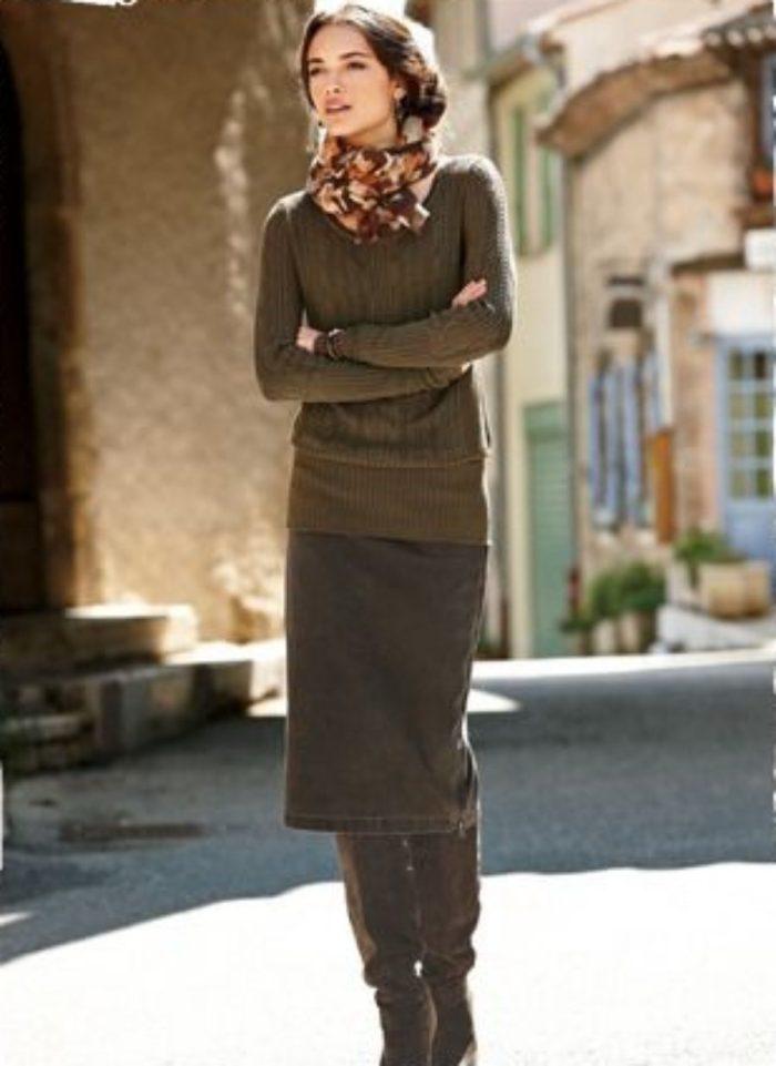 18 dicas para usar saia com bota - www.defrenteparaomar.com