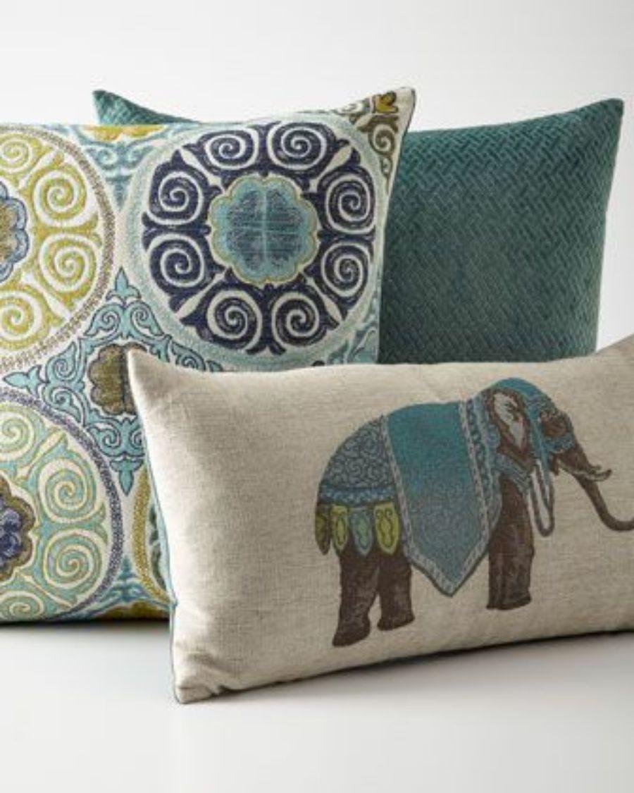 14 dicas de almofadas para decorar