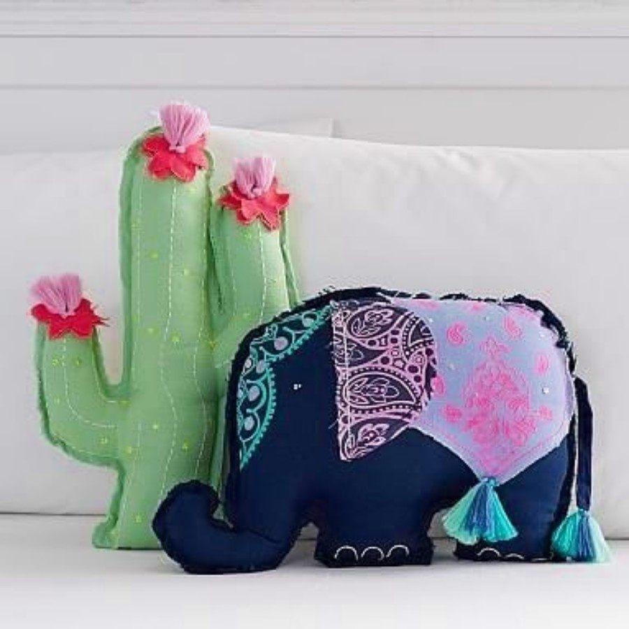 Dicas de decoração com almofadas