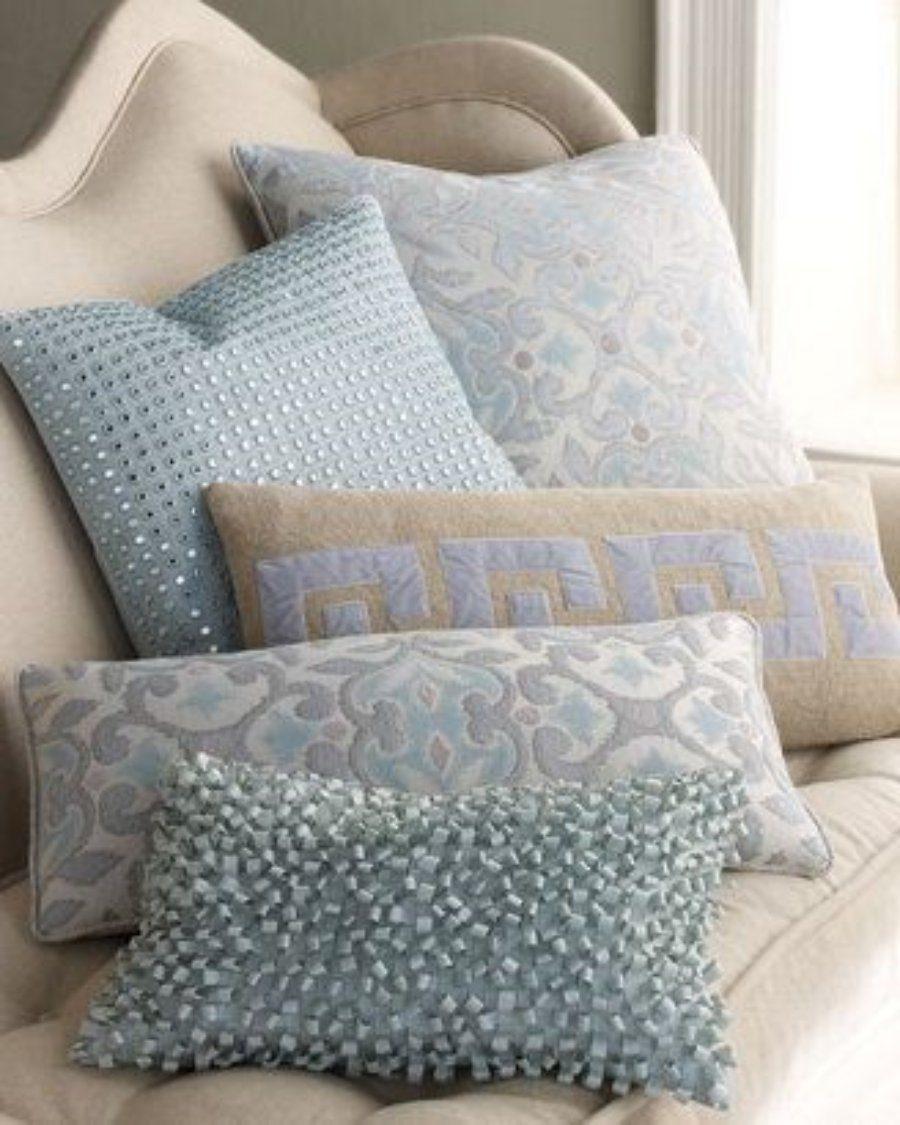 14 Dicas de decoração com almofadas