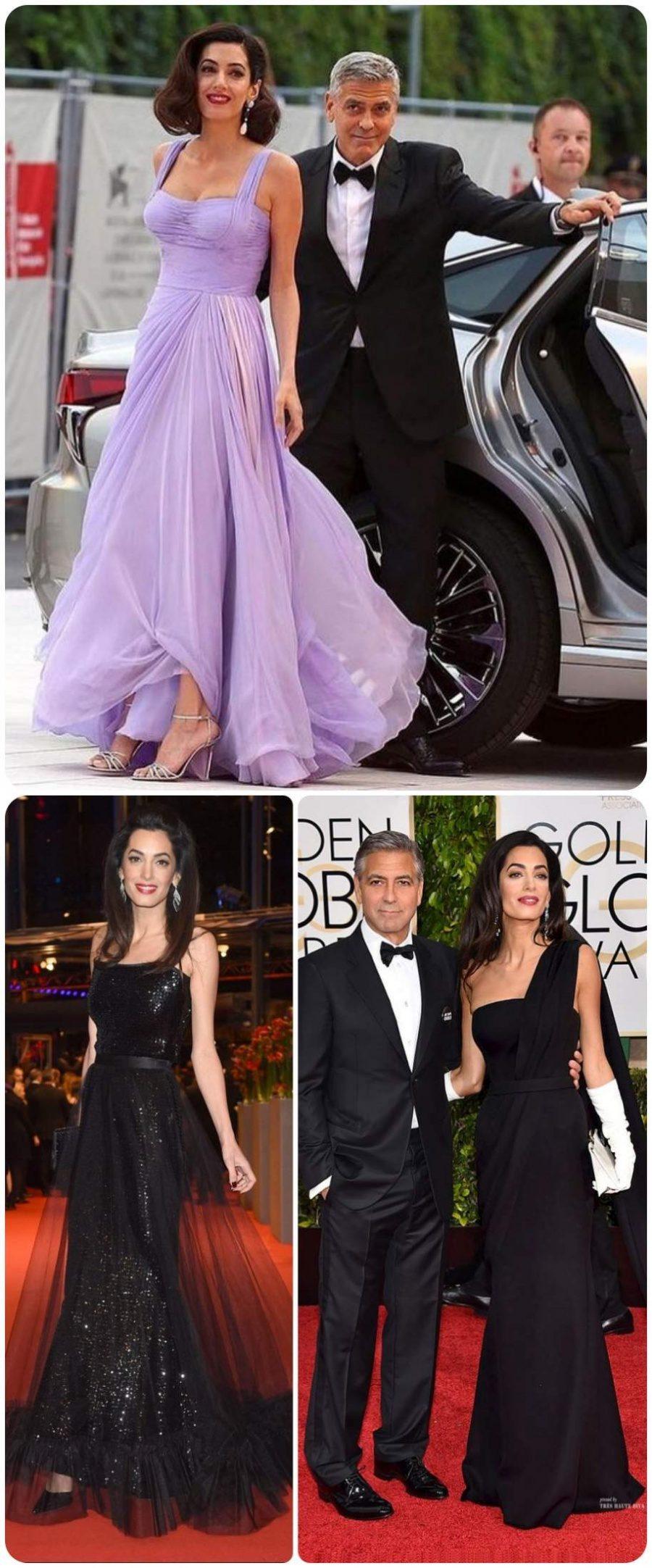 Estilo de Amal Clooney