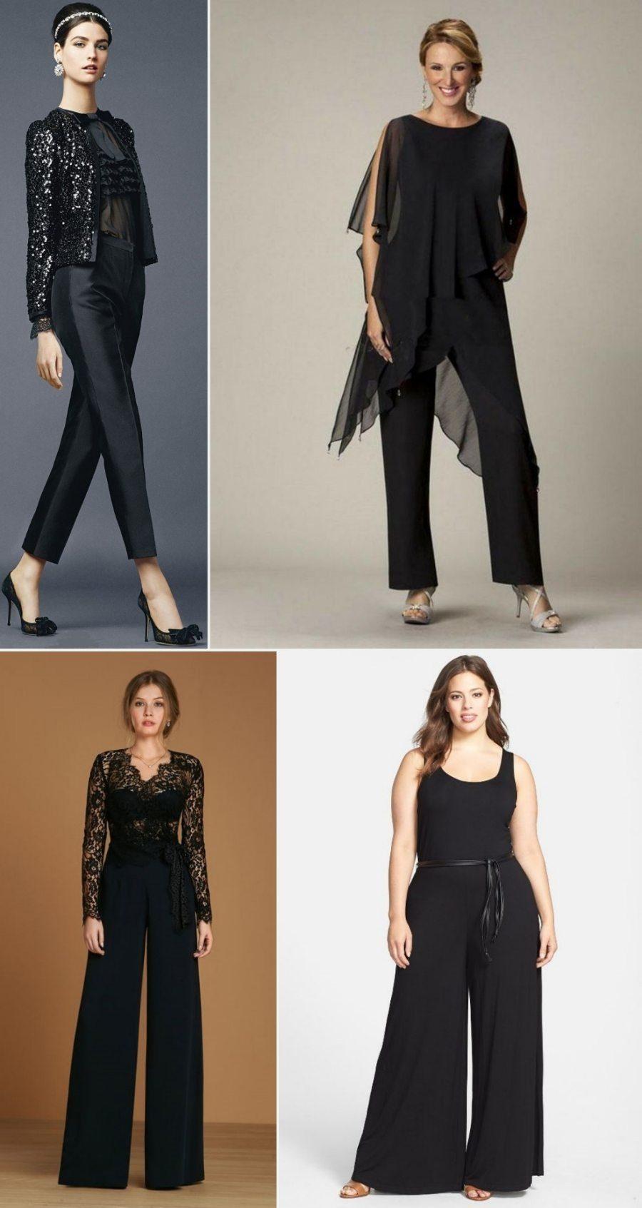 Moda anti-idade: estilos de calça para festa