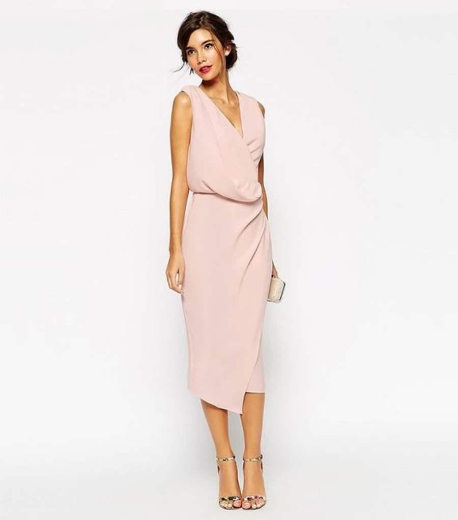 Moda anti-idade: Primavera romântica - vestido rosé