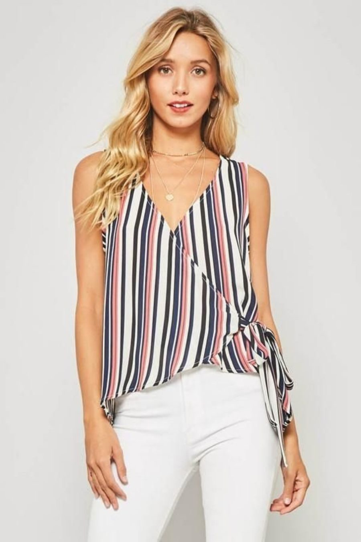 Moda anti-idade: blusa de listras