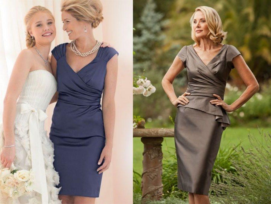 Posso usar vestido curto no casamento dos filhos?