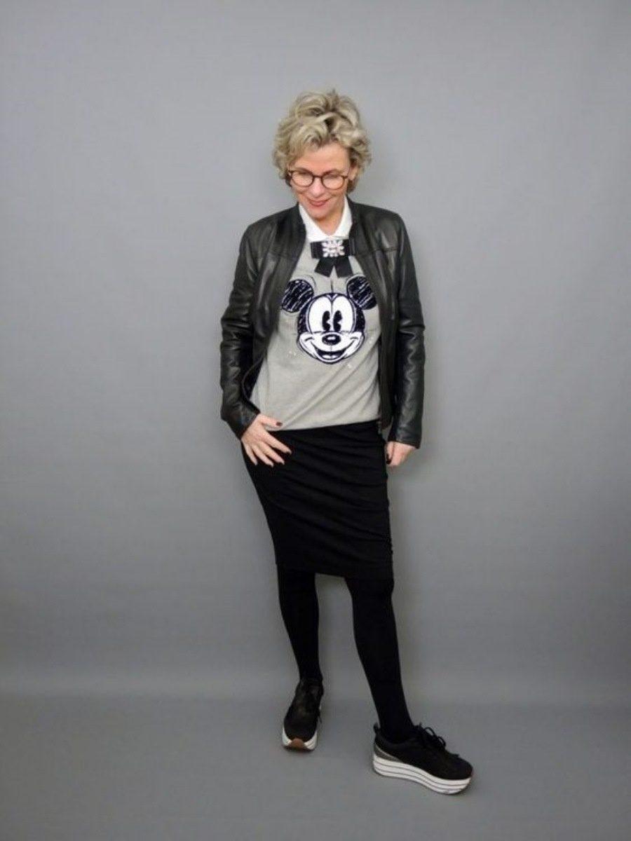 Moda anti-idade: estar na moda sem exageros