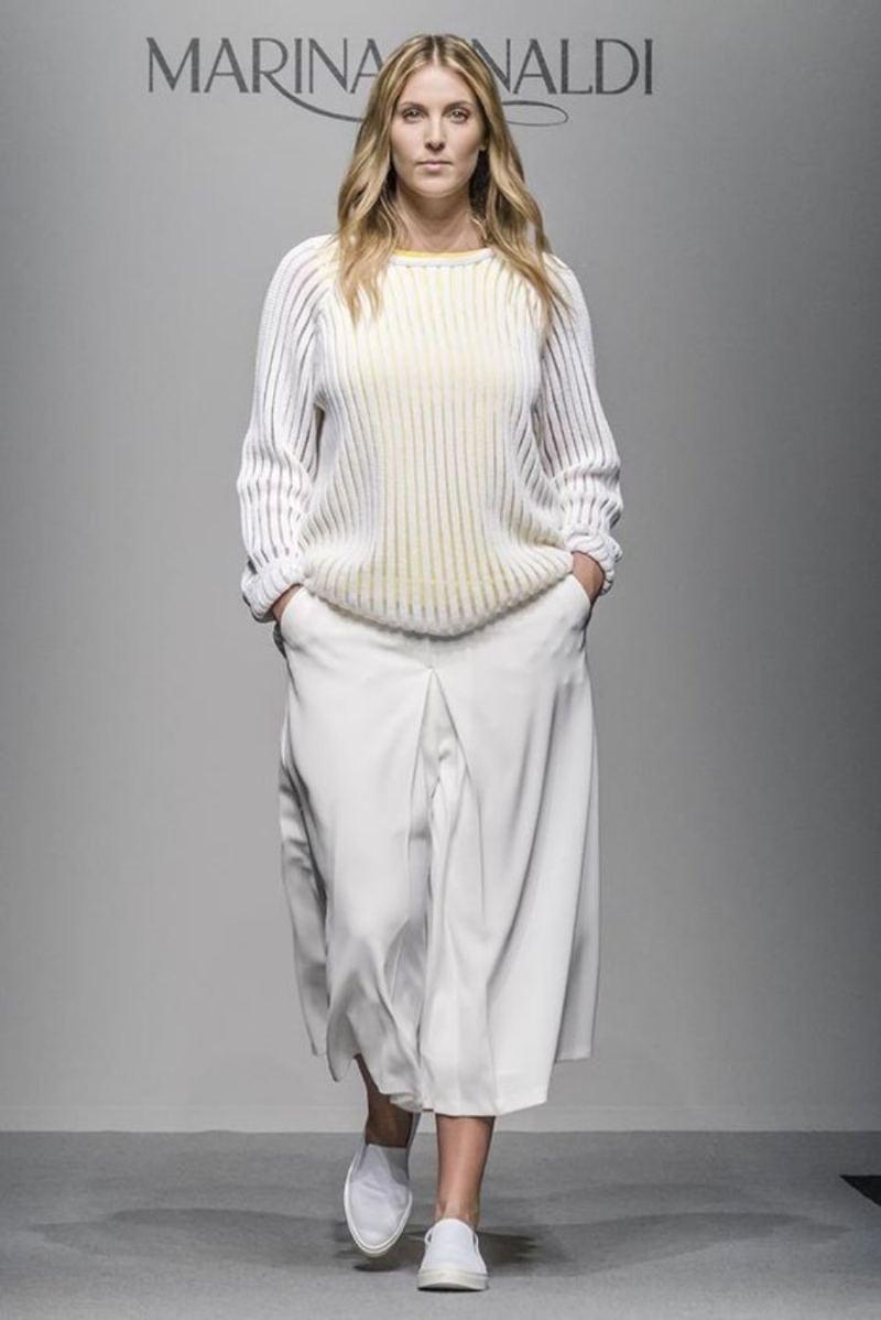 Moda plus size com estilo e conforto