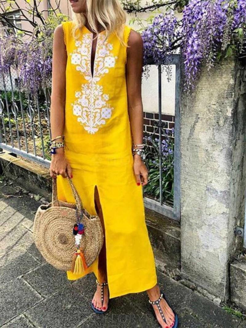 Moda verão anti-idade: vestidos leves e confortáveis