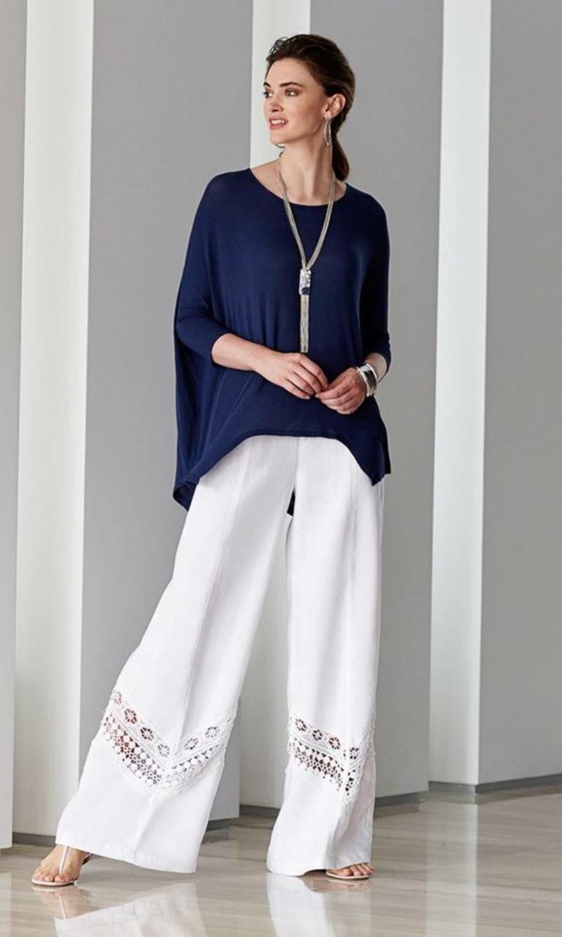 Moda verão anti-idade: roupas leves e confortáveis