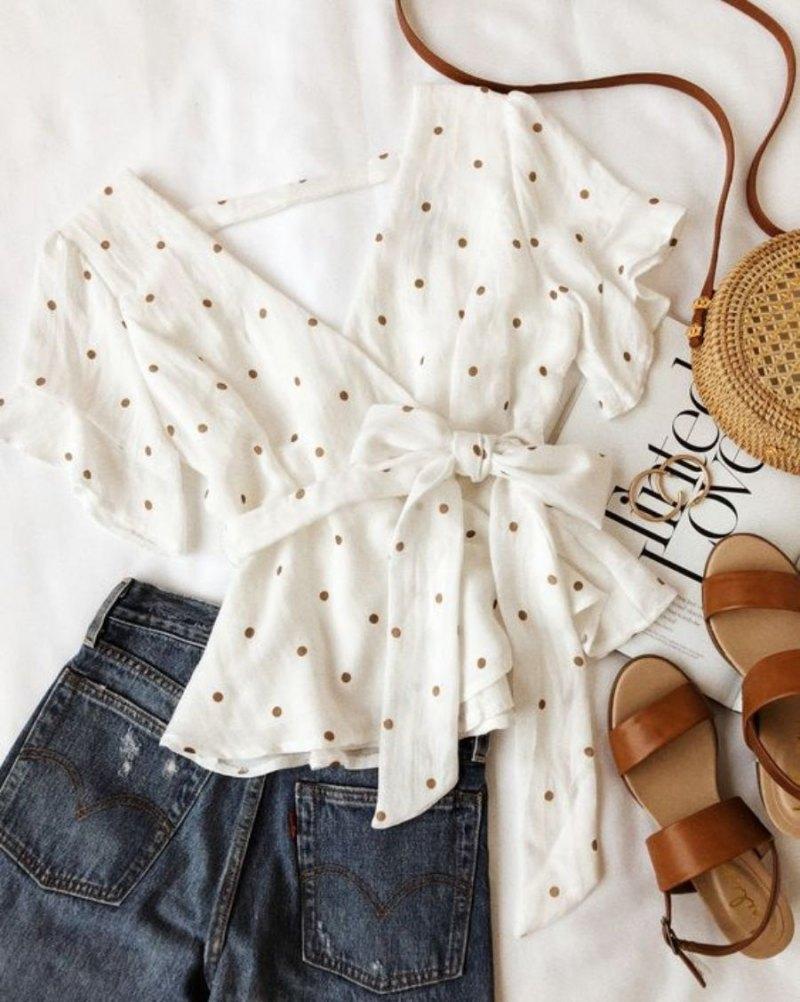 Moda anti-idade: Roupas brancas para refrescar