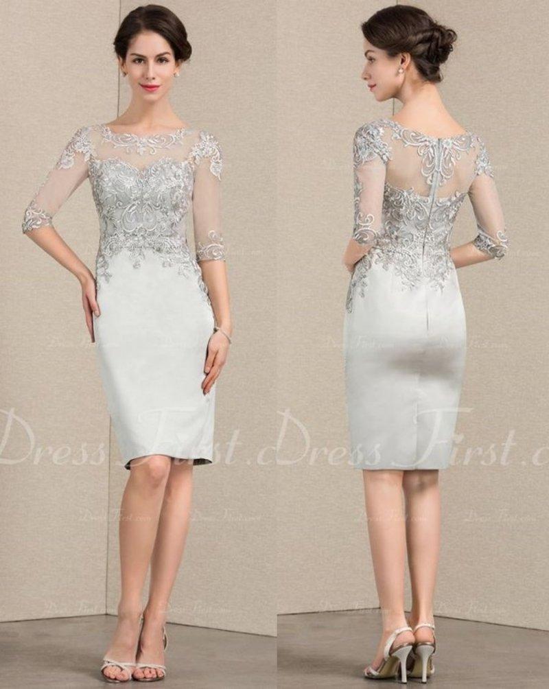 22 dicas de vestido curto para bodas de prata
