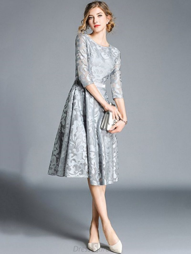 22 modelos de vestido curto para bodas de prata